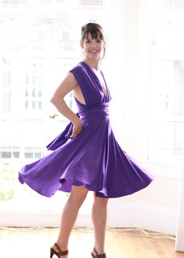 DIY Convertible Dress
