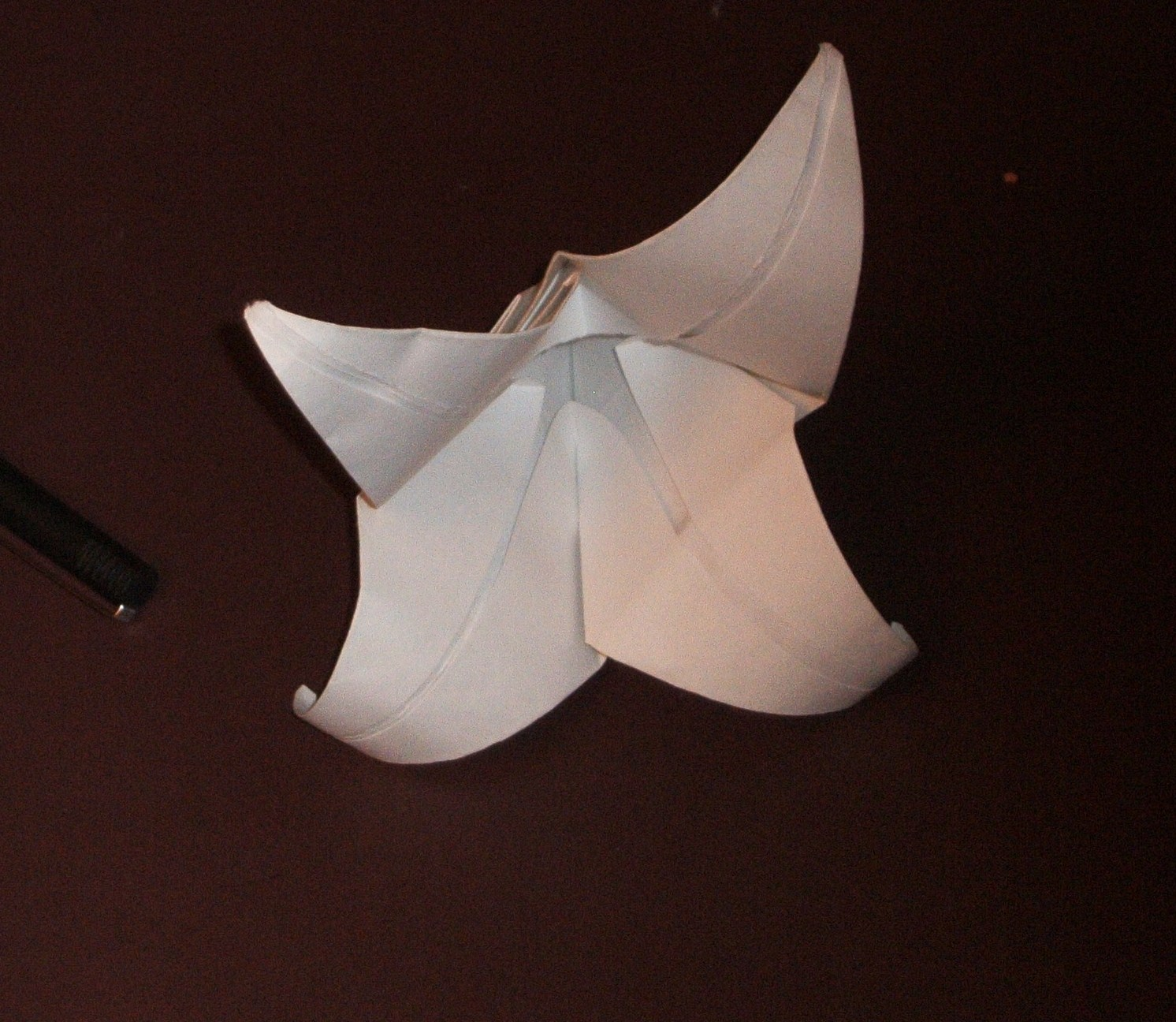 Make an Origami Tulip