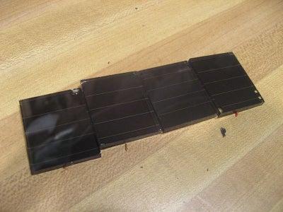 Remove the Solar Cell