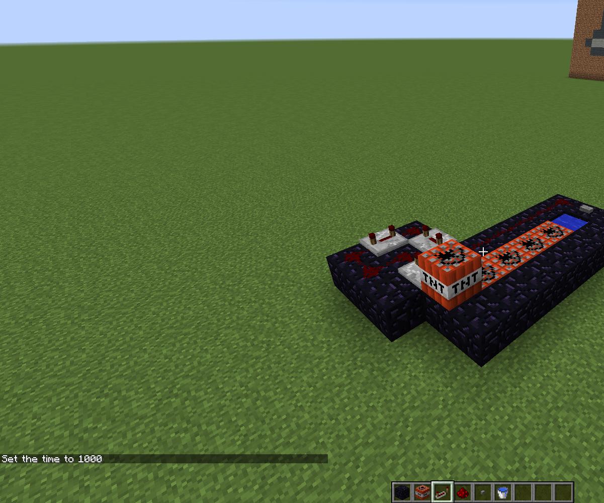 Simple TNT Launcher