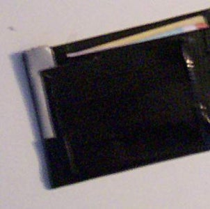 Mounting the Cards Bay and the Secret Pocket