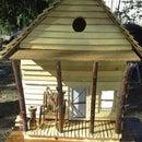 Hillbilly Birdhouse