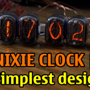 Nixie Clock With Arduino | Simplest Design