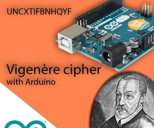 Vigenere Cipher With Arduino