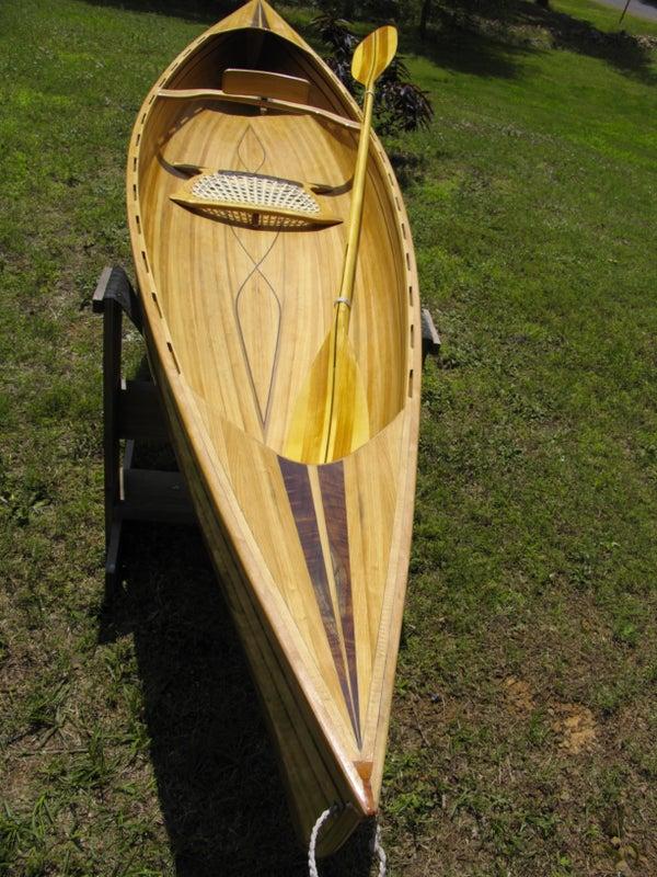 Canoes I've Built