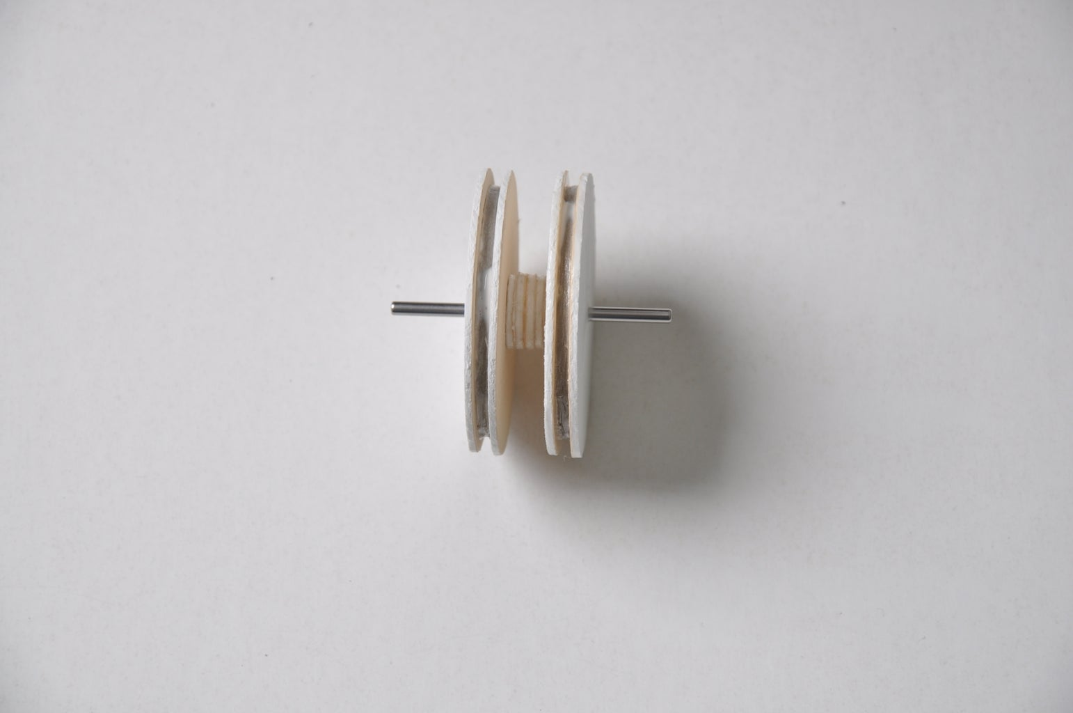 Making the Rubber Band Wheels