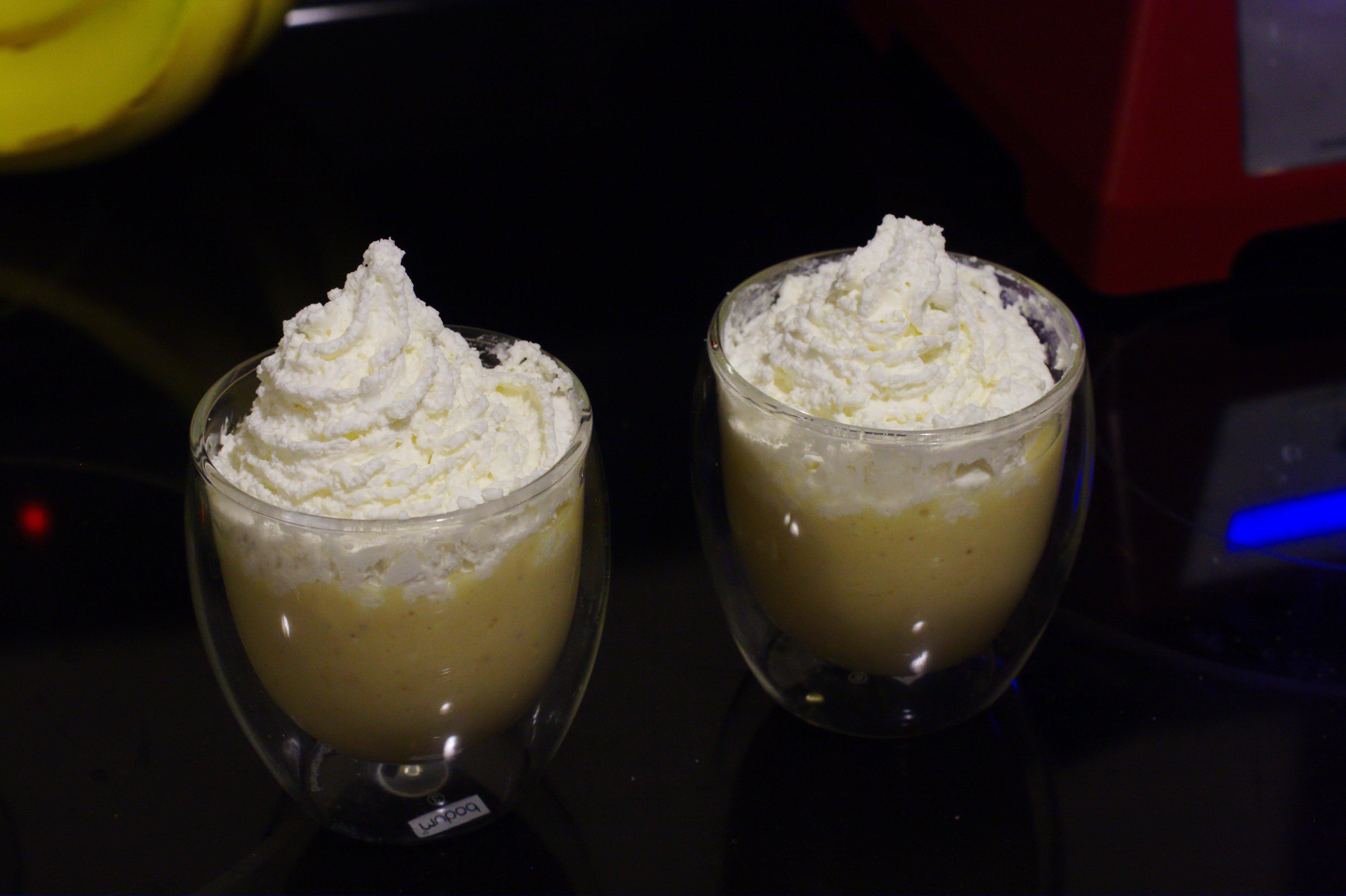 Chick-Fil-A Banana Pudding Milkshake: A Haiku