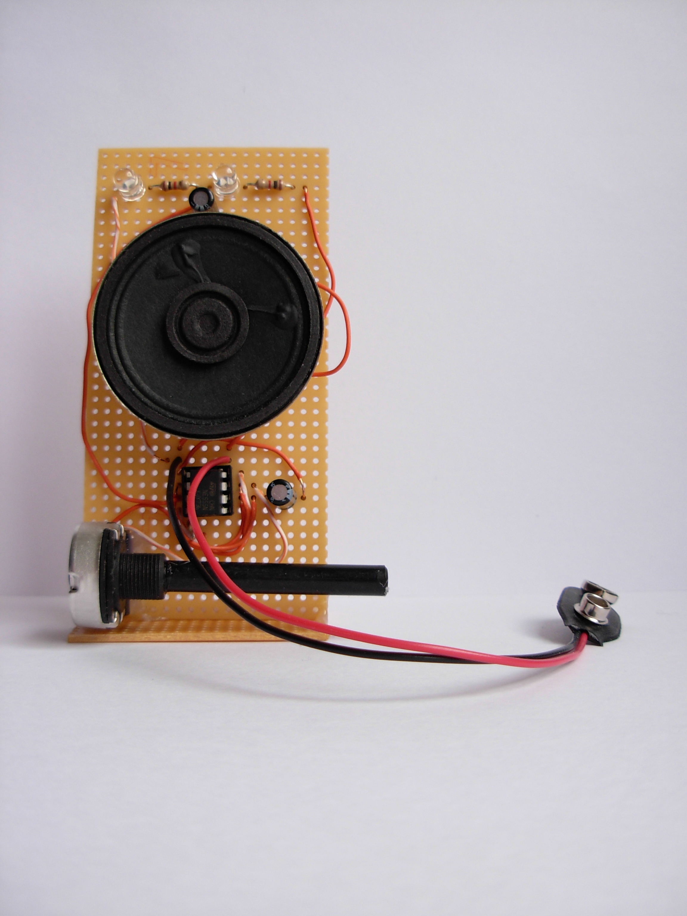 How to Make an Electronic Metronome