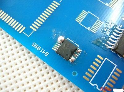 Fixed IC Pin