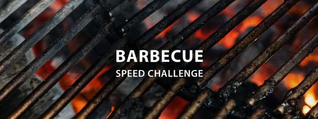 烧烤速度挑战赛