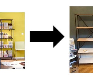 Bookshelf Hacking