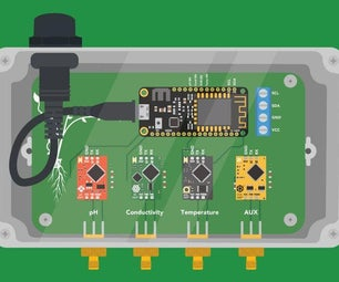 How to Add Dissolved Oxygen to the WiFi Hydroponics Meter