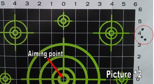 Analyzing the Target and Making Adjustments