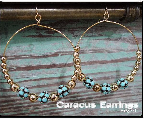 Caracas Earring