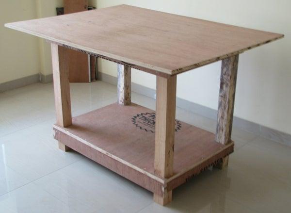 First Workbench