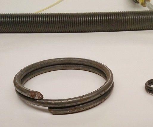 Rings and split rings