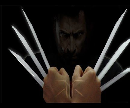 How to Make X-Men Wolverine Claws From Paper