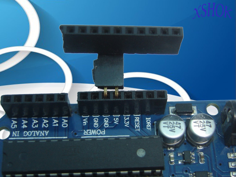 Arduino (Increase Power Port Pins)