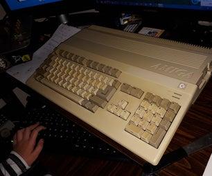 Amiga A500 Restoration Trash to Treasure