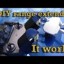 DIY Drone Range Extenders