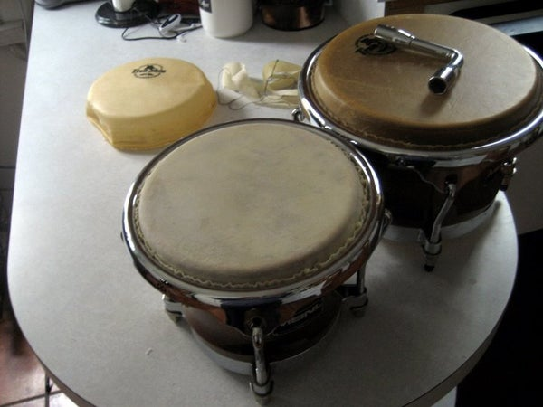 How to Re-skin a Drum