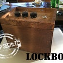 Super Secret Lock Box w/ Capacitive Touch