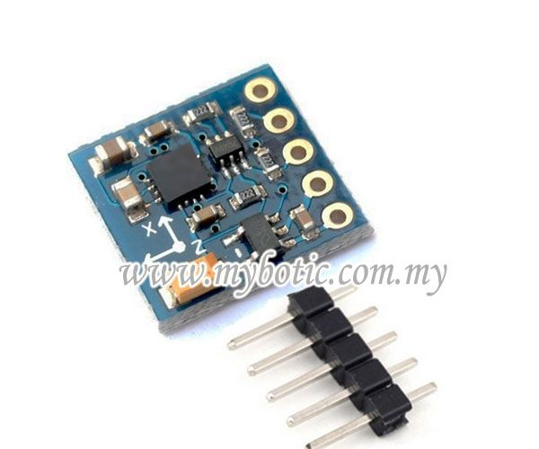 Tutorial to interface HMC-5883L with Arduino Uno
