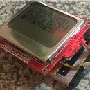 Arduino Battery SMBus Reader