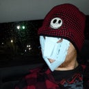 CNC foam board mask