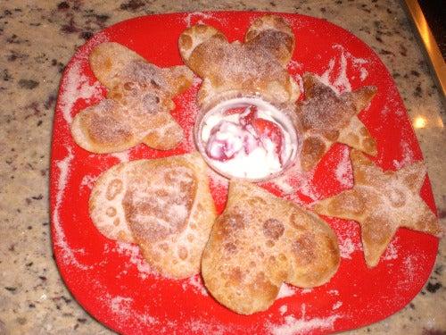 Mexican Dessert: Bunuelos