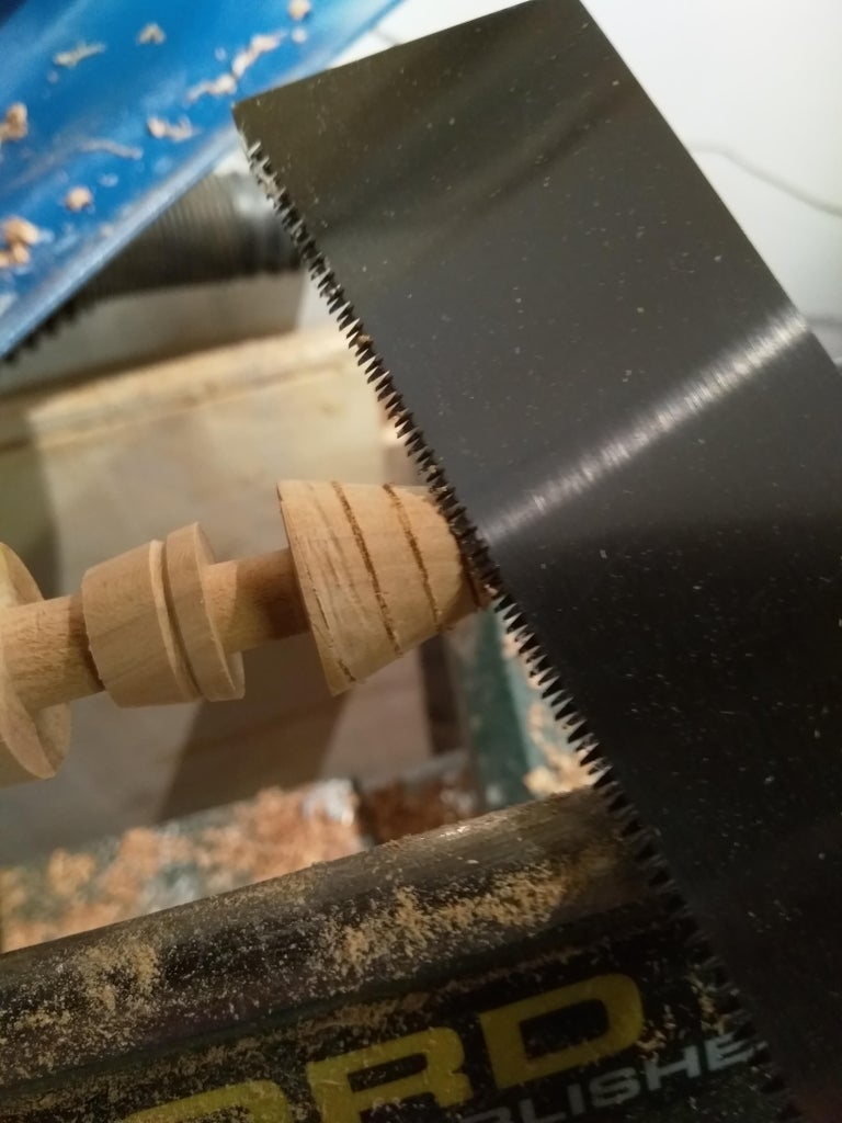 Cutting a Spiral