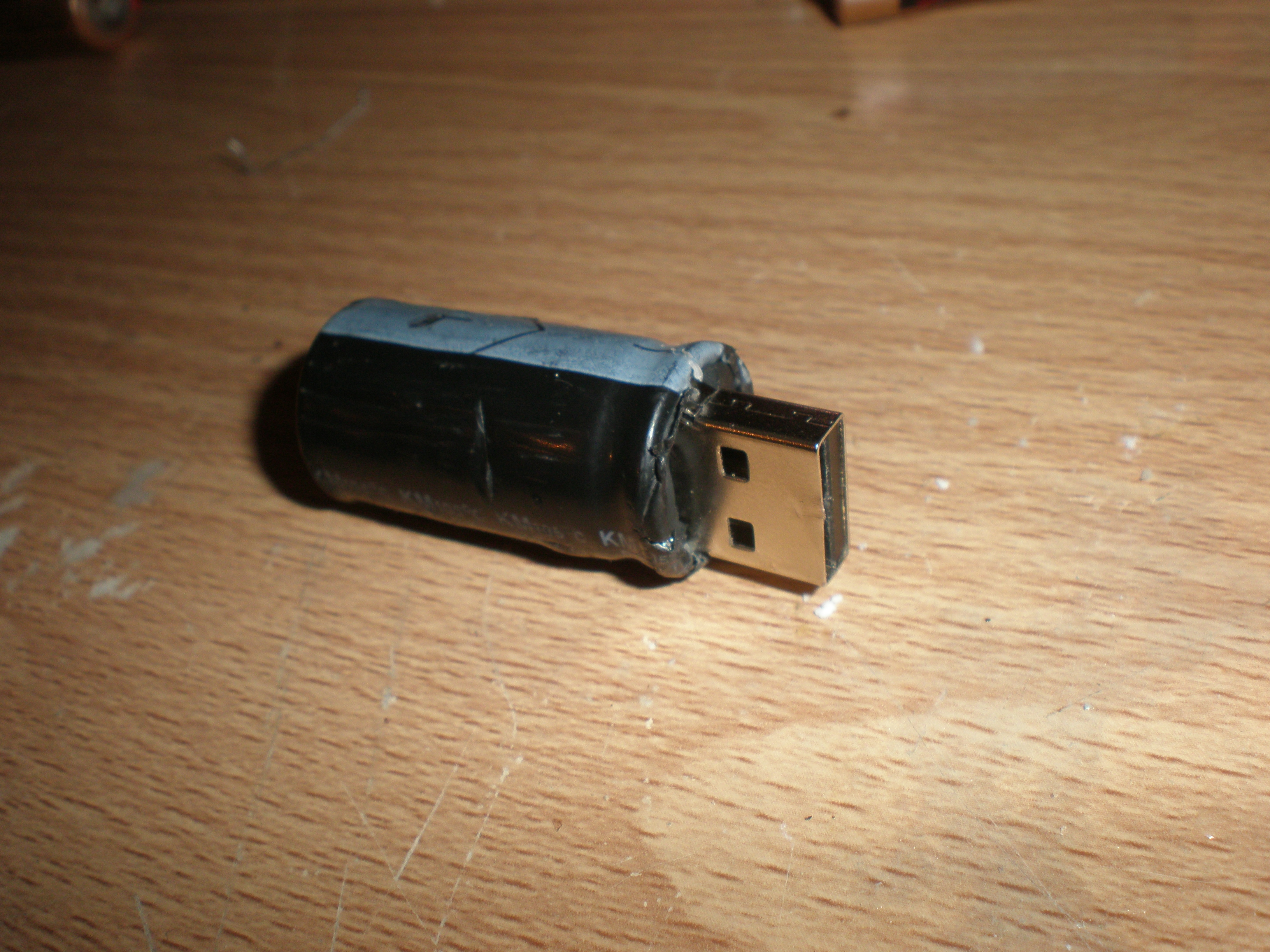 usb capacitor