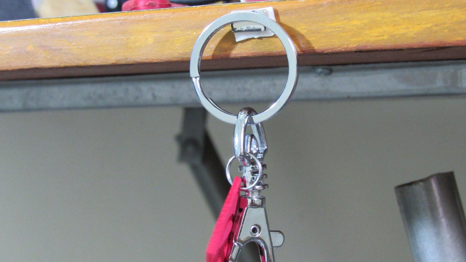 Key Chain Hanger / Tool Hanger