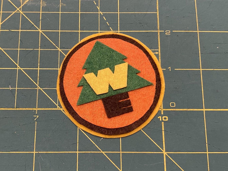 Wilderness Explorer Patch