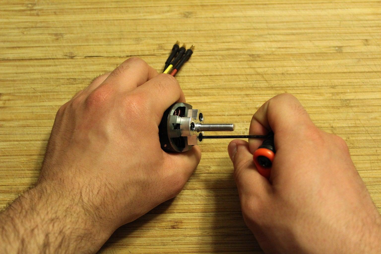 Installing the Motors
