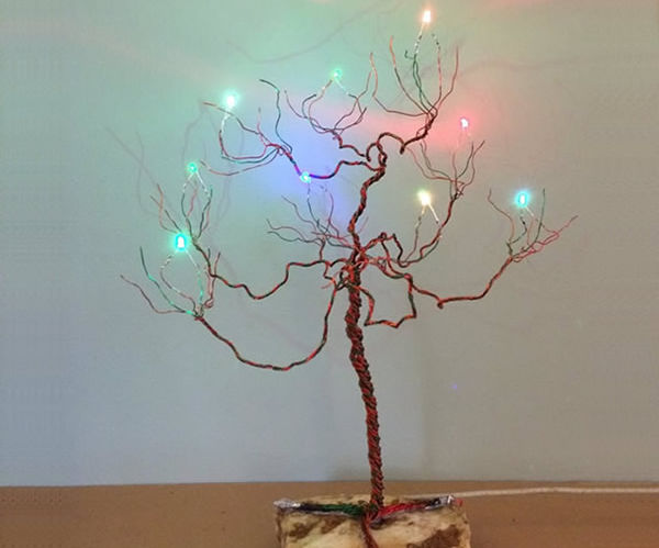 Fabulous LED Tree