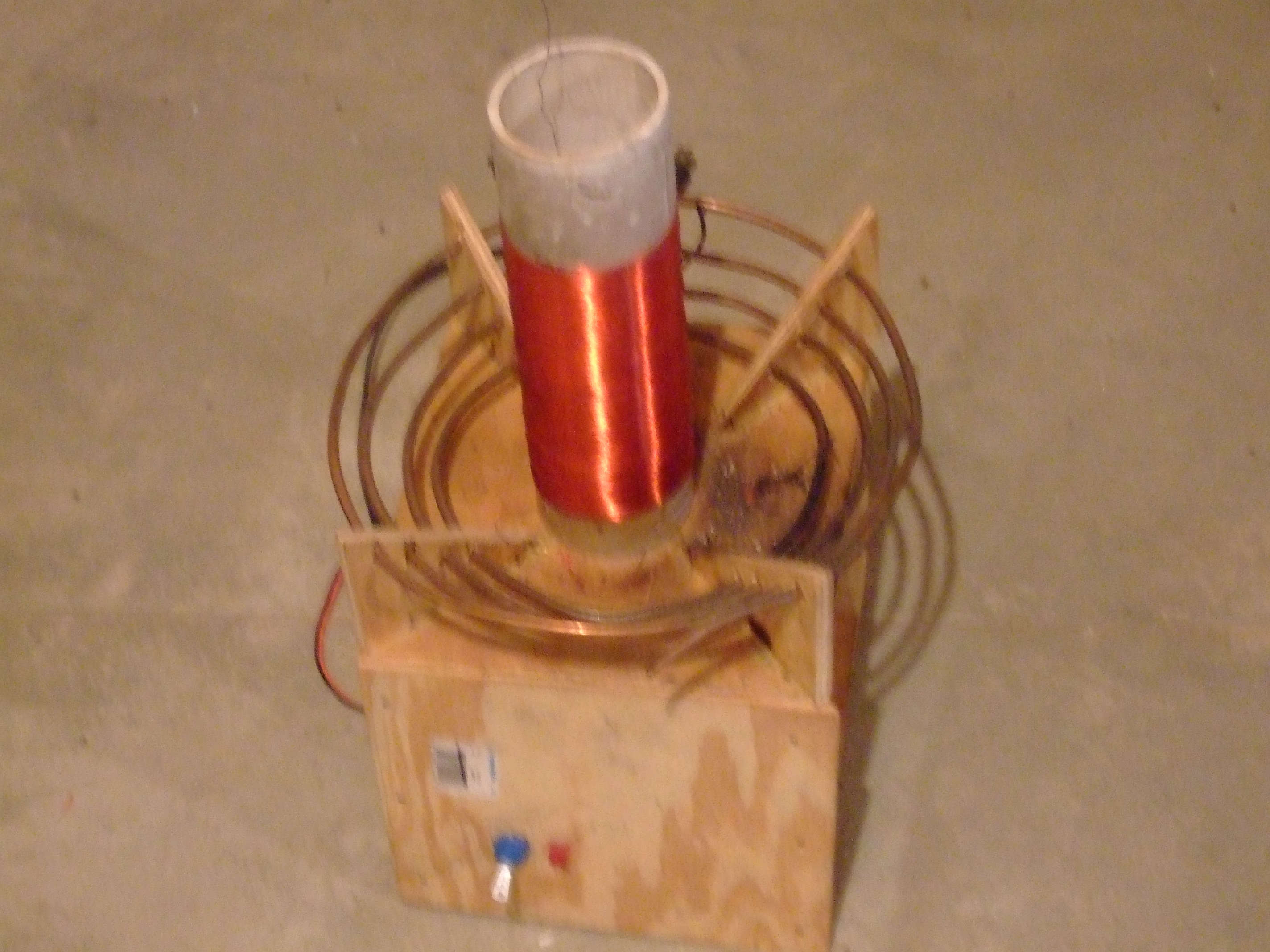 Step By Step Plans to Building a 250,000 Volt Tesla Coil. (REVISED VERSION)
