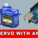 Super Easy Way to Control Servo Motor With Arduino