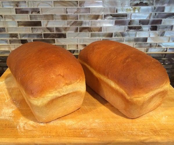 Easy Buttermilk Bread