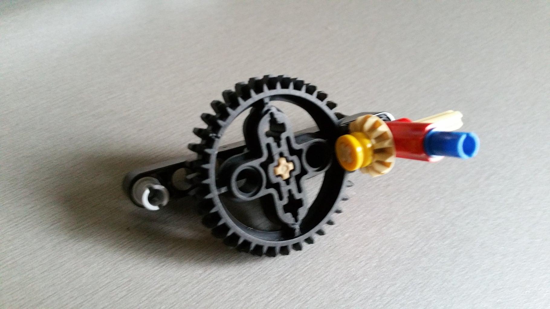 The Firing Mechanism