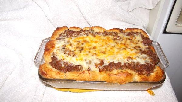 Deep Dish Taco Pie