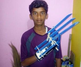 Nav Wolverine Blade