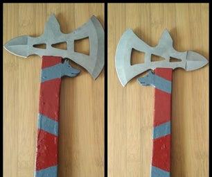 Medieval Age Axe
