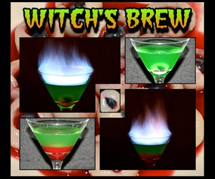 Witch's Brew Cocktail