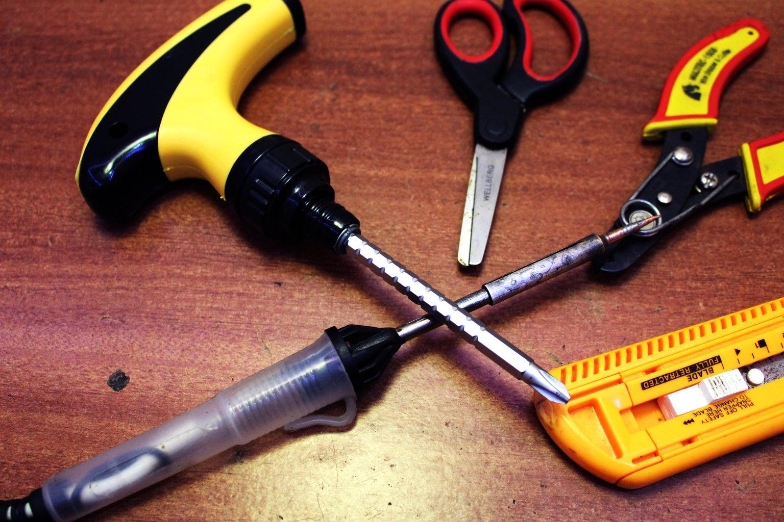 Gather Tools