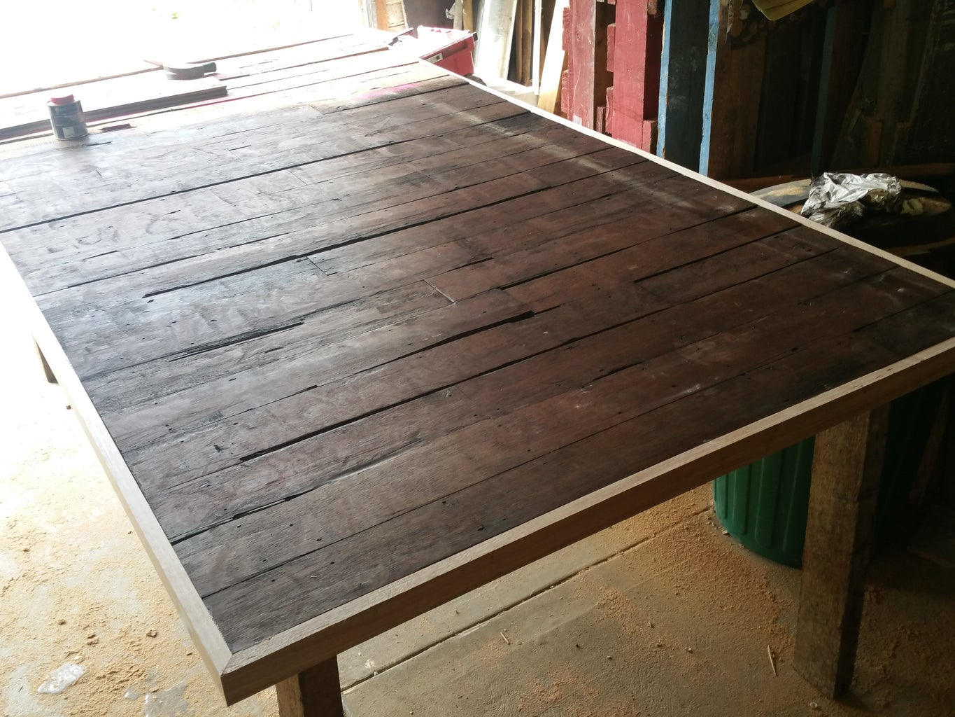 Staining Continued