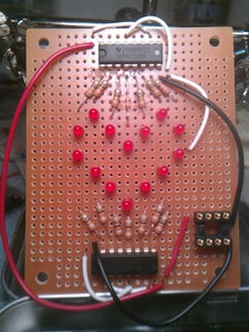 Assembly: IC Socket and Wiring