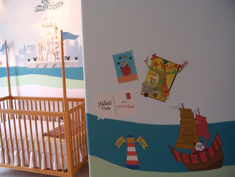 """Its a Small World"" Nursery"