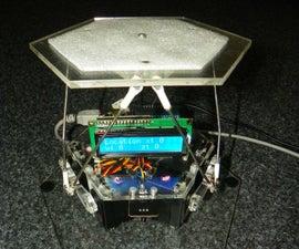 Arduino Controlled Rotary Stewart Platform