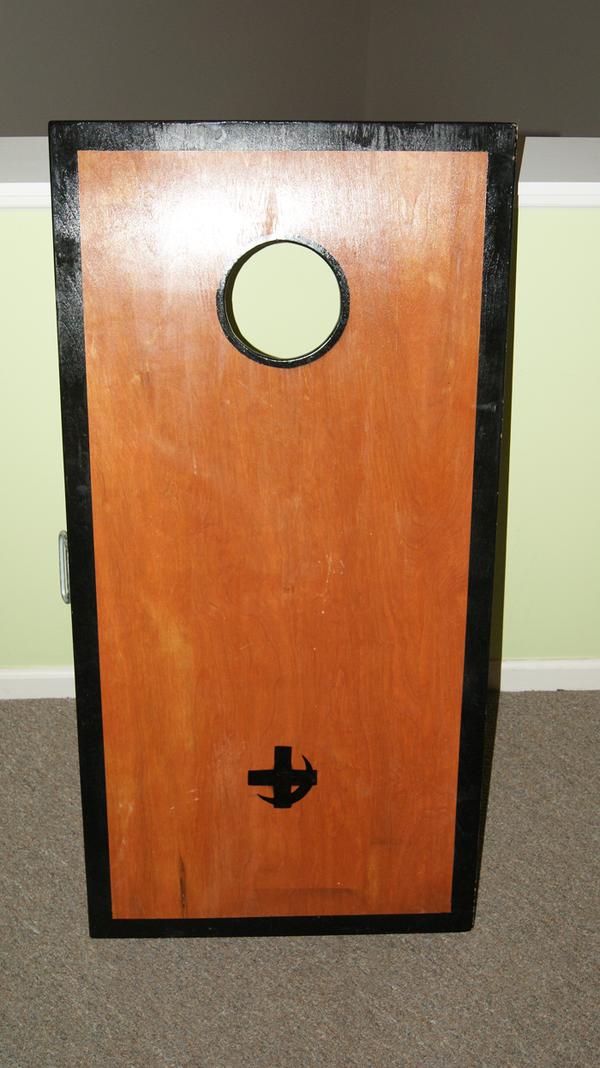 Bounce Free Cornhole Boards